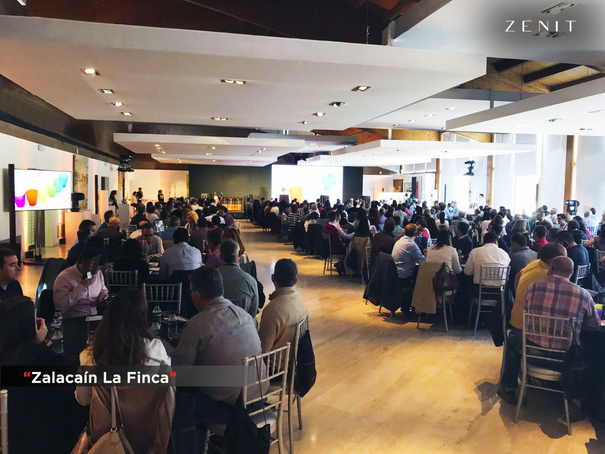 Zenit Event Experts. Zalacaín la Finca.