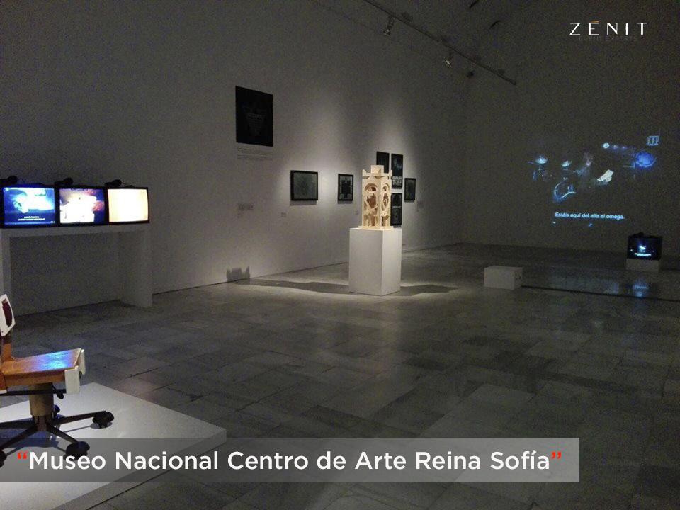 Zenit Event Experts. Museo Nacional Centro de Arte Renia Sofía.