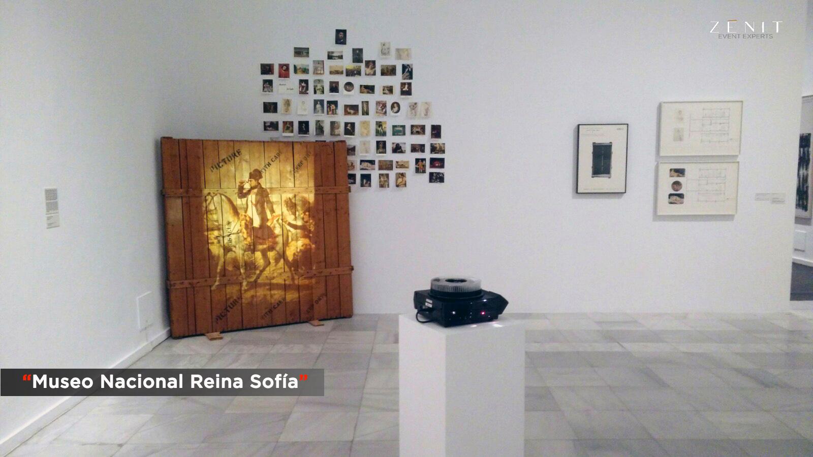 Zenit Event Experts. Museo Nacional Centro de Arte Reina Sofía.
