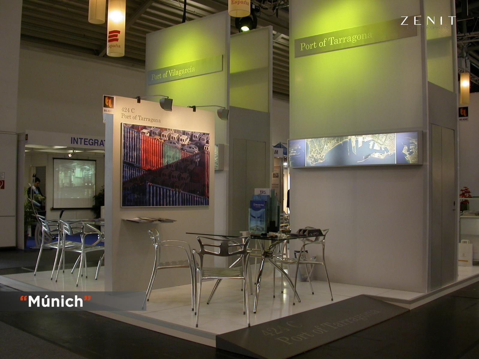 Zenit Event Experts. Múnich.